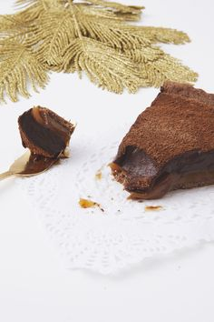 Torta de caramelo e chocolate | Noz-Moscada
