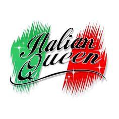 #Italian Queen! Italian Memes, Italian Quotes, Italian Girls, Italian Style, Italian Life, Queen Of Everything, Naples Italy, Italian Language, Italian Jewelry