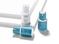 QMS Medicosmetics - Collagen System 3-step Routine Set: Die in Synergie wirkenden 3 enthaltenen Produkte helfen, die Haut zu regenerieren, Fältchen und feine Linien zu glätten und die Zellerneuerung zu stimulieren. Die Haut wirkt jünger, vitaler und fühlt sich geschmeidiger an. Die Kollagen-Seren und das Peeling-System wirken gemeinsam als gezielte Lösung gegen Hautalterung, indem sie den Verlust von Kollagen ausgleichen. Jetzt bei Bestkosmetik bestellen. Routine, Peeling, Collagen, Serum, Personal Care, Beauty, Fashion, Skin Care, Products