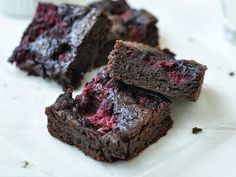 Csak a Puffin Cheesecake Brownie, Food To Make, Brownies, Muffin, Goodies, Food And Drink, Sweets, Baking, Desserts
