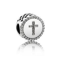 Items similar to Authentic Pandora Faith Cross Charm on Etsy - - Pandora Bag, Pandora Bracelet Charms, Pandora Rings, Pandora Jewelry, Charm Jewelry, Fine Jewelry, Jewlery, Disney Pandora, Charm Bracelets