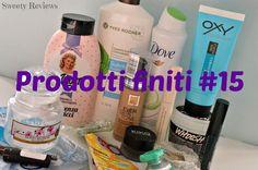 Sweety Reviews: Prodotti Finiti #15