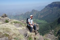 This is the simen mountains national park in #Ethiopia. Located to the northern part of the country, the park is known as the roof of Africa( because of several high mountains which are more than 3000 meters above sea level). Also known as 'God's play ground', the simen mountains national park is registered by UNESCO as a world heritage site and it is rich in wild life and a paradise for those who loves hiking.