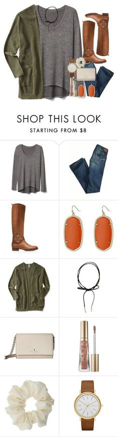 """what are 3 things you're thankful for?"" by sdyerrtx ❤ liked on Polyvore featuring Gap, American Eagle Outfitters, Tory Burch, Kendra Scott, Aéropostale, Kate Spade, Too Faced Cosmetics, Miss Selfridge and Skagen"