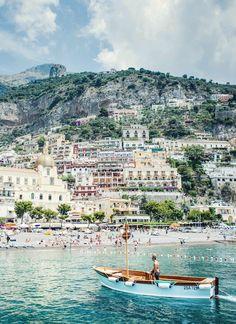 Positano, Italy #travel #vacation