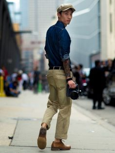 Men's wear / fashion for men / mode homme