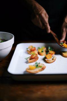 ... on Pinterest | Bruschetta, Goat cheese and Eggplant caponata
