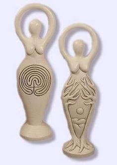 Labyrinth Goddess Statue