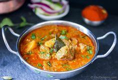 Indian Kashmiri Lamb Rogan Josh in Slow Cooker | chefdehome.com