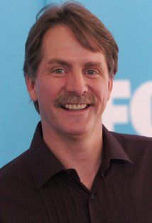Jeff Foxworthy was born in Hapeville, Georgia in 1958;Comedian