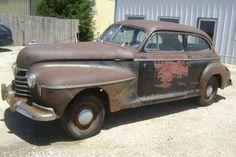 Pre War Patina For Sale 1941 Oldsmobile