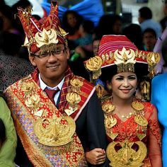 Karonese Wedding (North Sumatra)