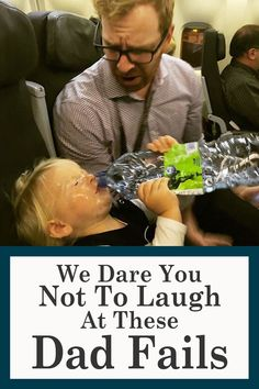 These dad fails are almost too funny to be believed, but they totally happened. - So Funny Epic Fails Pictures Joker Cosplay, Funny Quotes, Funny Memes, Hilarious, Kid Memes, Epic Fail Pictures, Funny Pictures, Clean Jokes, Military Humor