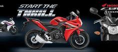 Atlas Honda Introduced Two New bikes Pakistan CBR 500 & CBR 150R