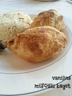 Vanilins: Milföylü baget