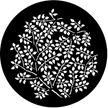 Branching Leaves (Negative) (77864)