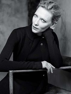 Chronicle blog / Fashion blog / News / Popularity / Vogue | Cate Blanchett for T Magazine Fall 2015 edition