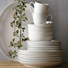 [Organic Shaped Dinnerware] Found my dishes, bishes!
