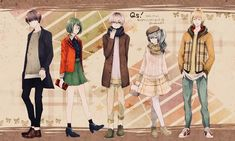 Tokyo Ghoul :re - Quinx