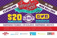 Sneaker Con | The premier sneaker event.