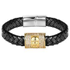 Men/'s Women Red Jasper Stone 925 Argent Sterling Bracelet 4 mm Perles Bricolage-K 907