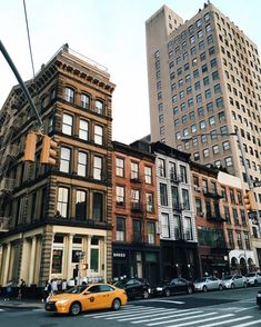 New York City streets photography Rpg City, Apartments New York, City Apartment, A New York Minute, Behind Blue Eyes, City Vibe, Nyc Life, City Aesthetic, City That Never Sleeps