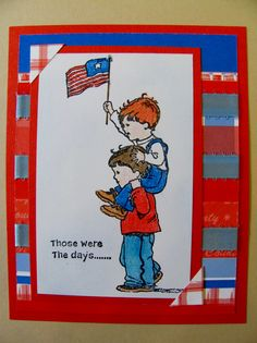 Attrayant Door County Rubber Stamps   4th Of July