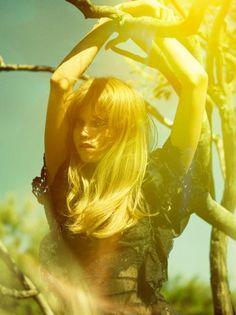 Vogue Australia - Come As You Are