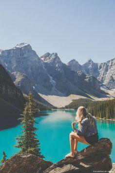 Moraine Lake Banf Canada