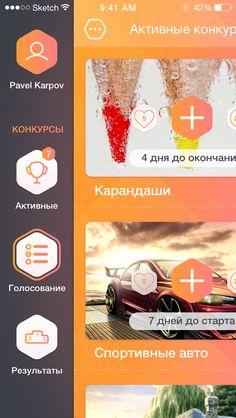 8_open_menu #mobile #ui #design pinterest.com/alextcsung/