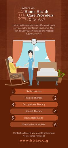 What Can Home Health Care Providers Offer You? Visit www.1stcare.org #homehealthcareprovider