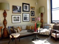 neutral fabrics 25 Lovely Studio Apartment Design Ideas