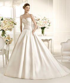 Salsa - Costura (Vestido de Noiva). Estilista: La sposa. ...