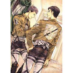 SnK Jean x Marco