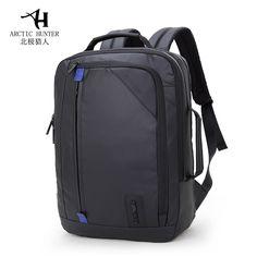 d653eb7639 T-Plants Multifunctional Men Large Capacity Backpacks Oxford Laptop Bag for  14 inch College Backpacks Comfort Travel Backpack