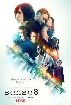 #Sense8 #Poster #Netflix