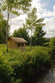 Photo de La cabane pour Jean Genet, réalisée par David Michael Clarke