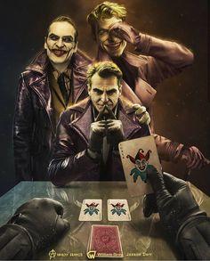 Joker® batman DC comics The beast 3 Jokers, Three Jokers, Bat Joker, Joker Art, Joker Batman, Joker Dc Comics, Joker Comic, Joaquin Phoenix, Gotham City