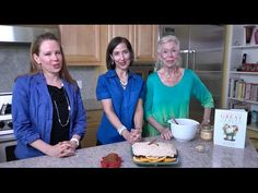 Grain-Free Gingerbread with Cinnamon Orange Coconut Butter - YouTube