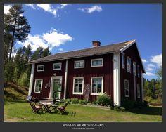Högsjö Hembygdsgård, Ångermanland.