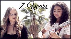 7 Years - Lukas Graham | Cover by Ali Brustofski & Dana Williams (Music ...