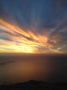 Lion's head sunset! Shockingly beautiful. Cape Town, Lions, Celestial, Sunset, Outdoor, Beautiful, Outdoors, Lion, Sunsets