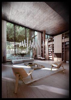 House by Viktor Fretyán (designed by Satoshi Okada)