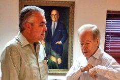 """Informando24Horas.com: Roberto Cavada niega que se vaya: """"Esta foto lo di..."""