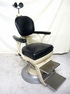 Early 60s dental chair & Antique Dental Chair | Vintage | Pinterest | Dental Dentistry and ...