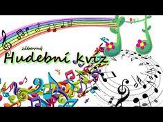 Hudební kvíz kvíz pro děti.