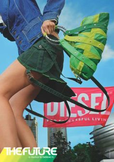 """DIESEL SS05 - """"The Future - A musical to believe in"""" by Elaine Constantine"""