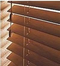 persiana de madera sin cintilla de 2