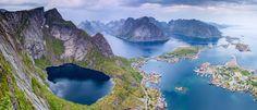 Reine, Lofoten, Norway by Sven Broeckx on 500px
