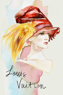 Ashlees Loves: The ART of FASHION #TheArtOfFashion #Fashion #Art #Style #Design #Illustration #drawing